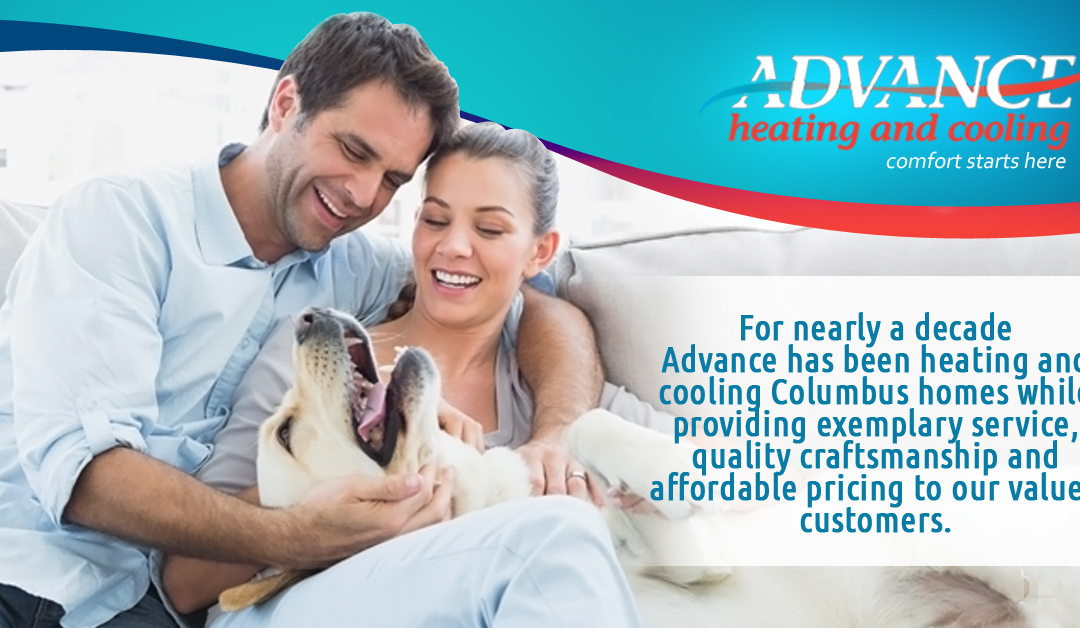 Heating and Cooling Services Columbus Ohio