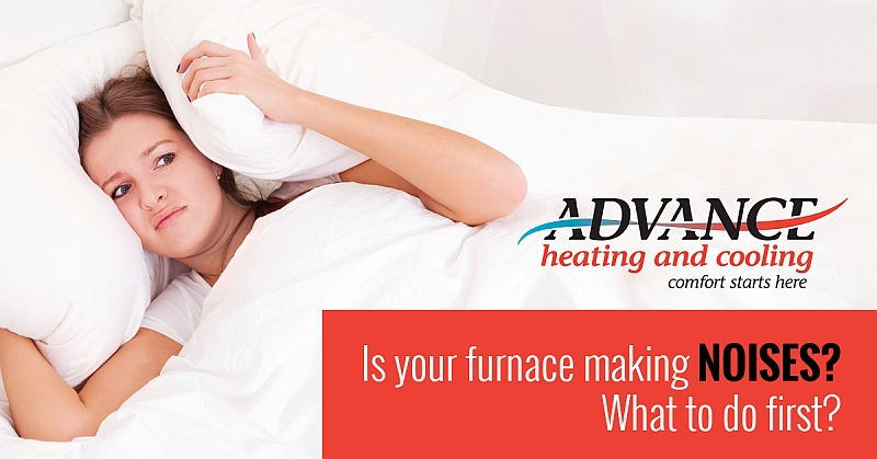 Cold In Columbus? Have Advance Repair your Furnace, FAST!