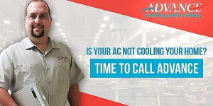 advance heating and cooling, a/c, ac, air conditioning, repair, checkup, check up, columbus, lancaster, ohio