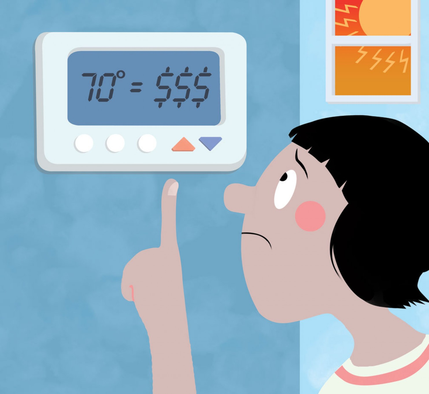 6 tips to reduce your cooling costs